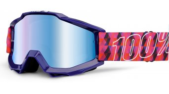100% Accuri Goggle Kinder-Goggle Youth (Anti-Fog mirror lens)
