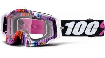 100% Racecraft Goggle (Anti-Fog clear lens)
