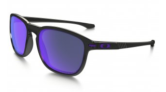 Oakley Enduro Brille black ink/violet iridium polarized