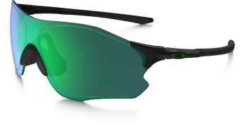 Oakley EVZero Path gafas polished negro/jade iridium polarized
