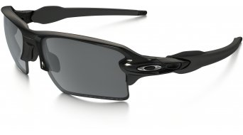 Oakley Flak 2.0 XL gafas polished negro/negro iridium polarized