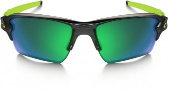 Oakley Flak 2.0 XL gafas negro ink/jade iridium polarized