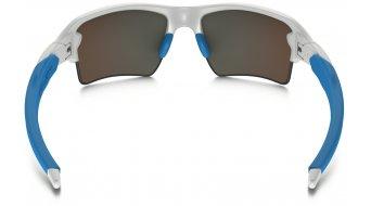 Oakley Flak 2.0 XL Brille matte white/sapphire iridium