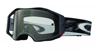 Oakley Airbrake MX Goggle jet negro speed/clear