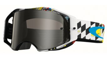 Oakley Airbrake MX Goggle js 7/dark grey