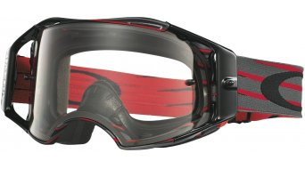 Oakley Airbrake MX Goggle nemesis red/gunmetal/clear