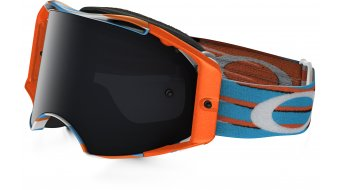 Oakley Airbrake MX Goggle nemesis orange/blue/dark grey