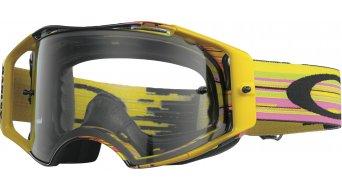 Oakley Airbrake MX Goggle glitch pyg/clear