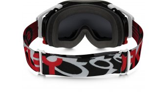 Oakley Airbrake MX Goggle factory b1-b red/black/dark grey
