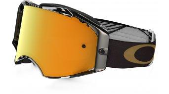 Oakley Airbrake MX Goggle bullet/24k iridium