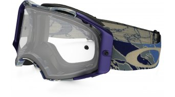 Oakley Airbrake MX Goggle desert camo navy/dark grey