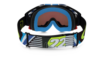 Oakley Airbrake MX Goggle speed stripe/prizm mx jade