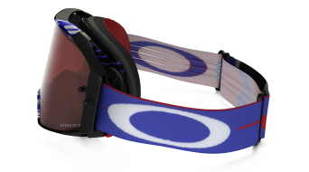 Oakley Airbrake MX Goggle block pass RWB/dark grey