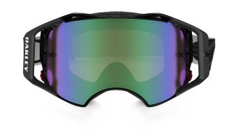 Oakley Airbrake MX Goggle jet black/prizm mx jade