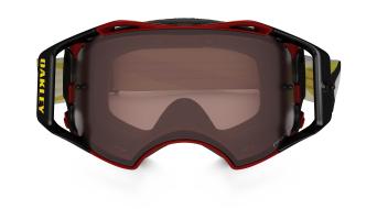 Oakley Airbrake MX Goggle heritage racer red/prizm mx black