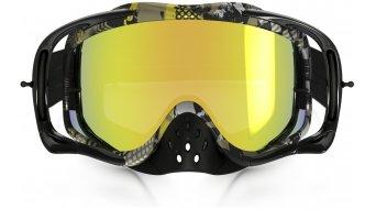 Oakley Crowbar Mx Goggle mosh pit oro/24k iridium