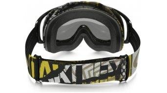 Oakley Crowbar MX Goggle mosh pit gold/clear