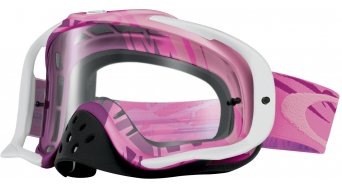 Oakley Crowbar MX Goggle razorwire pink/rose/clear