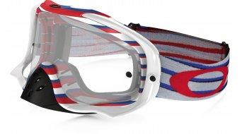 Oakley Crowbar Mx Goggle nemesis rwb/clear