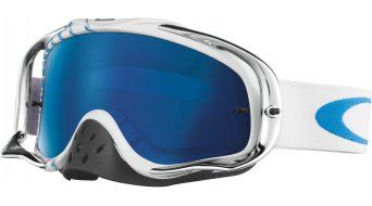 Oakley Crowbar MX Goggle high octane rojo/blanco/azul/negro ice iridium