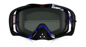 Oakley Crowbar MX Goggle block pass RWB/dark grey
