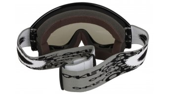 Oakley L Frame Mx Goggle jet black/grey & clear