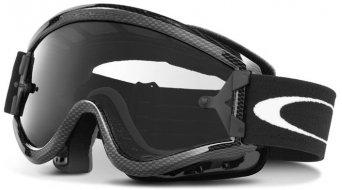 Oakley L Frame Mx Goggle carbonio fiber/clear