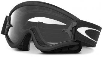 Oakley L Frame Mx Goggle matte black/clear