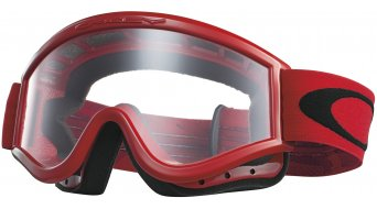 Oakley L Frame Mx Goggle intimidator red/clear