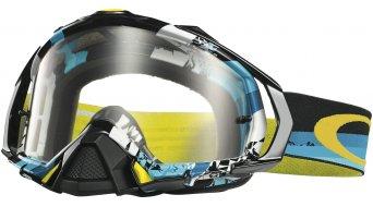 Oakley Mayhem Pro MX Goggle legacy blue/clear