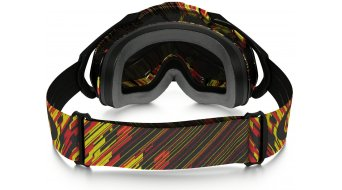 Oakley Mayhem Pro MX Goggle rain of terror rojo/amarillo/dark grey