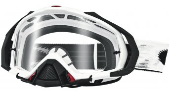 Oakley Mayhem Pro MX Goggle matte blanco speed/clear