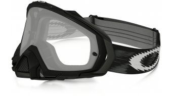Oakley Mayhem Pro MX Goggle jet negro speed/clear
