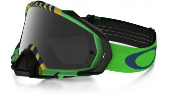 Oakley Mayhem Pro MX Goggle royal aces/dark grey
