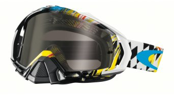 Oakley Mayhem Pro MX Goggle stewart signature/dark grey