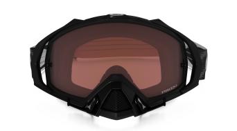 Oakley Mayhem Pro MX Goggle jet black/prizm mx bronze