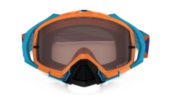 Oakley Mayhem Pro MX Goggle heritage racer orange/prizm mx black