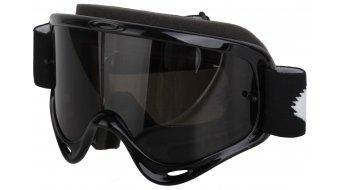 Oakley O Frame MX Goggle jet black/dark grey