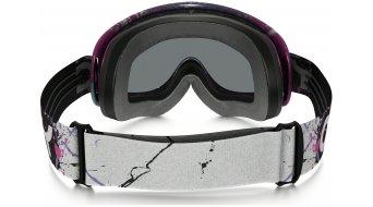 Oakley O Frame MX Goggle factory splatter/violet iridium