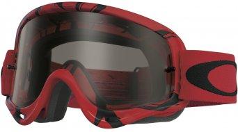 Oakley O Frame MX Goggle intimidator red/black/dark grey
