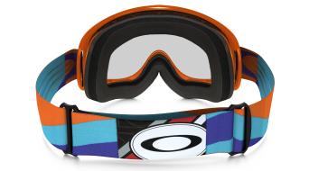 Oakley O Frame MX Goggle heritage racer orange/clear