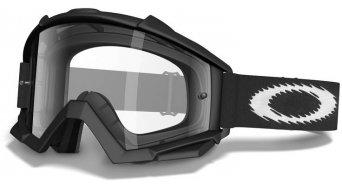 Oakley Proven MX Goggle matte black/clear