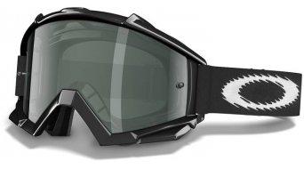 Oakley Proven MX Goggle jet black/dark grey