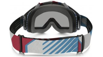 Oakley Proven MX Goggle biohazard rwb/clear