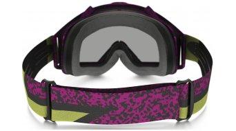 Oakley Proven MX Goggle viper room neon/clear