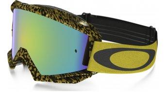 Oakley Proven MX Goggle viper room gold/24k iridium