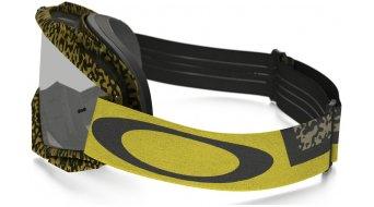 Oakley Proven MX Goggle viper room gold/clear