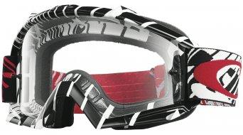 Oakley Proven MX Goggle skull rushmore red/black/black iridium & clear