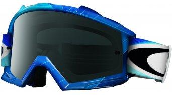 Oakley Proven MX Goggle swell fade blue/dark grey
