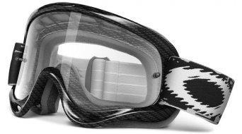 Oakley XS O Frame MX Goggle true carbono fiber/clear